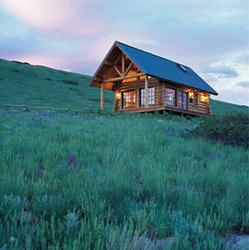 At Crazy Peak Cabin Montana Cabins And Montana Cabin Rentals